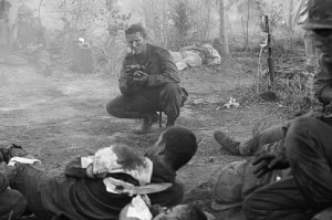 Barry Pepper in We Were Soldiers
