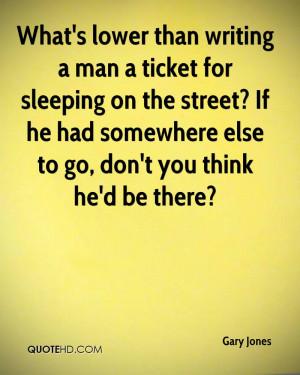 Gary Jones Quotes