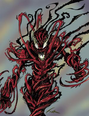 Venom Carnage Sarge Deviantart