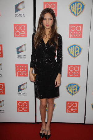 Kelsey Chow Actress Arrives