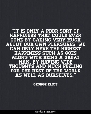 George Eliot Quotes Http//noblequotescom/