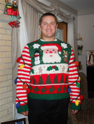 Ugly Christmas Sweaters For Menchristmas Sweaters For Men Quotes ...