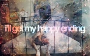 emo, ending, happy, love, quotes, sad, words