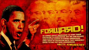 Barack Obama, the final step of the communist takeover in America