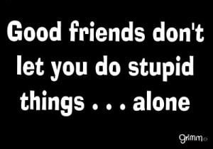 cool,friend,quote,friendship,alone,friends ...