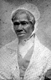 Sojourner Truth (Isabella Baumfree)