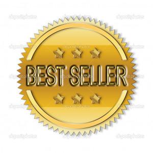Best Seller Seal Stock Image
