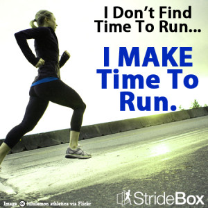 Posted on January 28, 2013 by James in Monday Running motivation