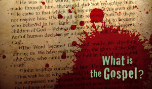 ... Gospel? An important question, and here N.T. Wright sheds some light