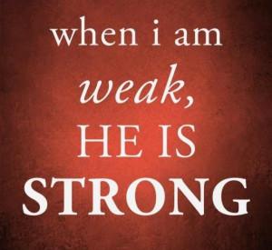 He Is My Rock