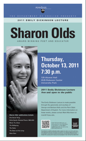SHARON OLDS QUOTES