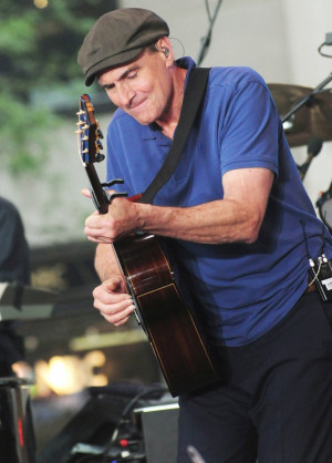 James Taylor Picture 25 James Taylor Performs on The Today Show