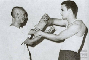 Liberate yourself from classical karate by Bruce Lee