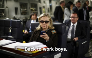 Lindsey Graham, a United States Senator, thinks Hillary Clinton is ...