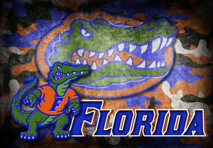 Florida Gators Albert by AdamGreenGFX