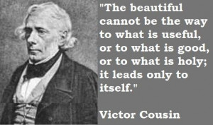 Victor cousin famous quotes 2
