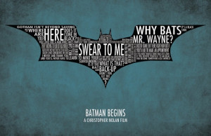 Batman Begins Movie Quotes