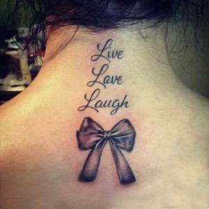 friendship quote tattoos for girls