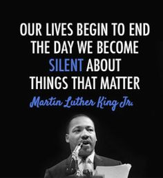 How MLK's famous quotes play a role in the fight to keep children ...