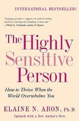 meer informatie over the highly sensitive person