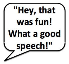 Law Firm Speakers Speakers - Are you entertaining? Or effective? - Law ...