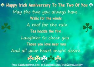 ... Anniversaries, Proverbs, Irish Quotes, Things Irish, Irish Weddings