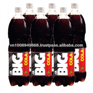 Nigeria Big Cola Soft Drink