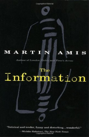 Wicked Quotes from The Information by Martin Amis