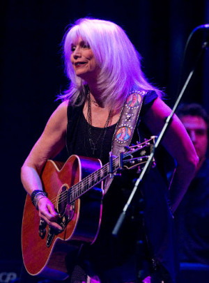 Emmylou Harris Charged With