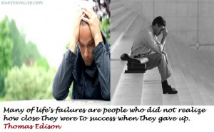 Failure Quotes Funny Quote Picture