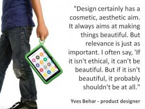 Yves Behar - product designer