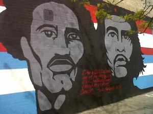 Pedro Albizu Campos , Che mural 105th Street and 3rd avenue