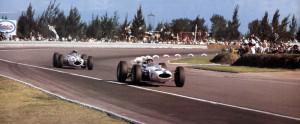 Mexico John Surtees Ferrari...