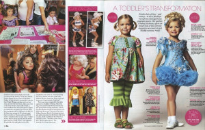 Feature Child Beauty Queens