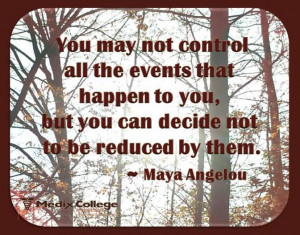 Honouring the life and legacy of Maya Angelou, a celebrated American ...