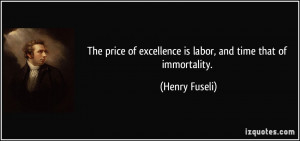 More Henry Fuseli Quotes