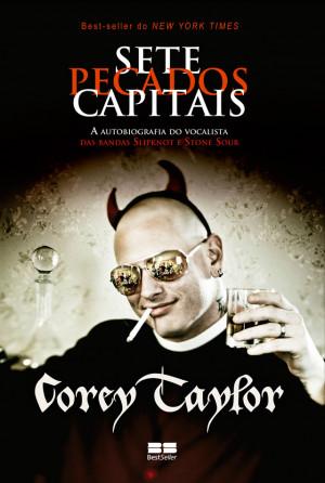 Autobiografia de Corey Taylor chega às livrarias brasileiras