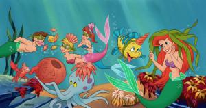 Halloween Photographs The Internet Little Mermaid Fairy