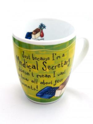 Medical Secretary Gift Mug