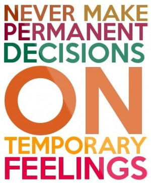 how to make decisions less stressful and hopefully leave you content ...