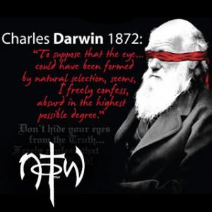 Darwin eye evolution