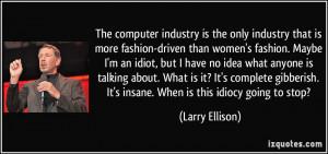 De beste quotes van Larry Ellison