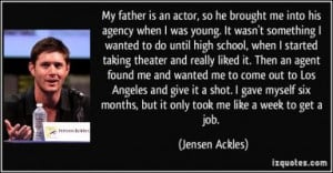 Young Actor quote #2