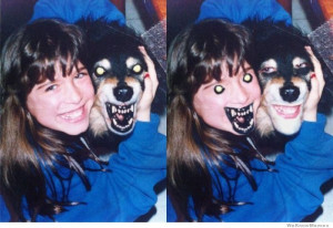 Most horrifying face swap ever – pure nightmare fuel