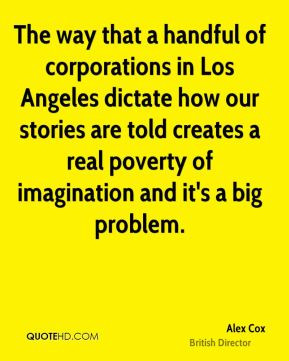 The way that a handful of corporations in Los Angeles dictate how our ...