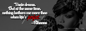 Sick of Drama Quotes http://justbestcovers.com/tag/drama