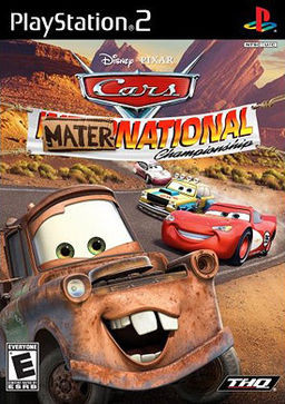 Cars Mater-National: Wikis