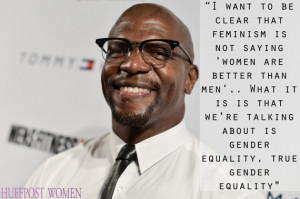 Terry Crews Is 'Not Going To Be Silent' About Sexism
