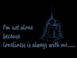 25 Sad Alone Quotes