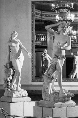 ... him this Orpheus and Eurydice ; this was completed when Canova was 16